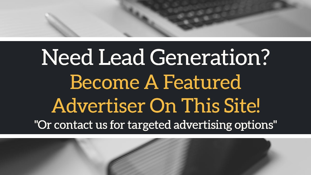 Become A Featured Advertiser On This Site